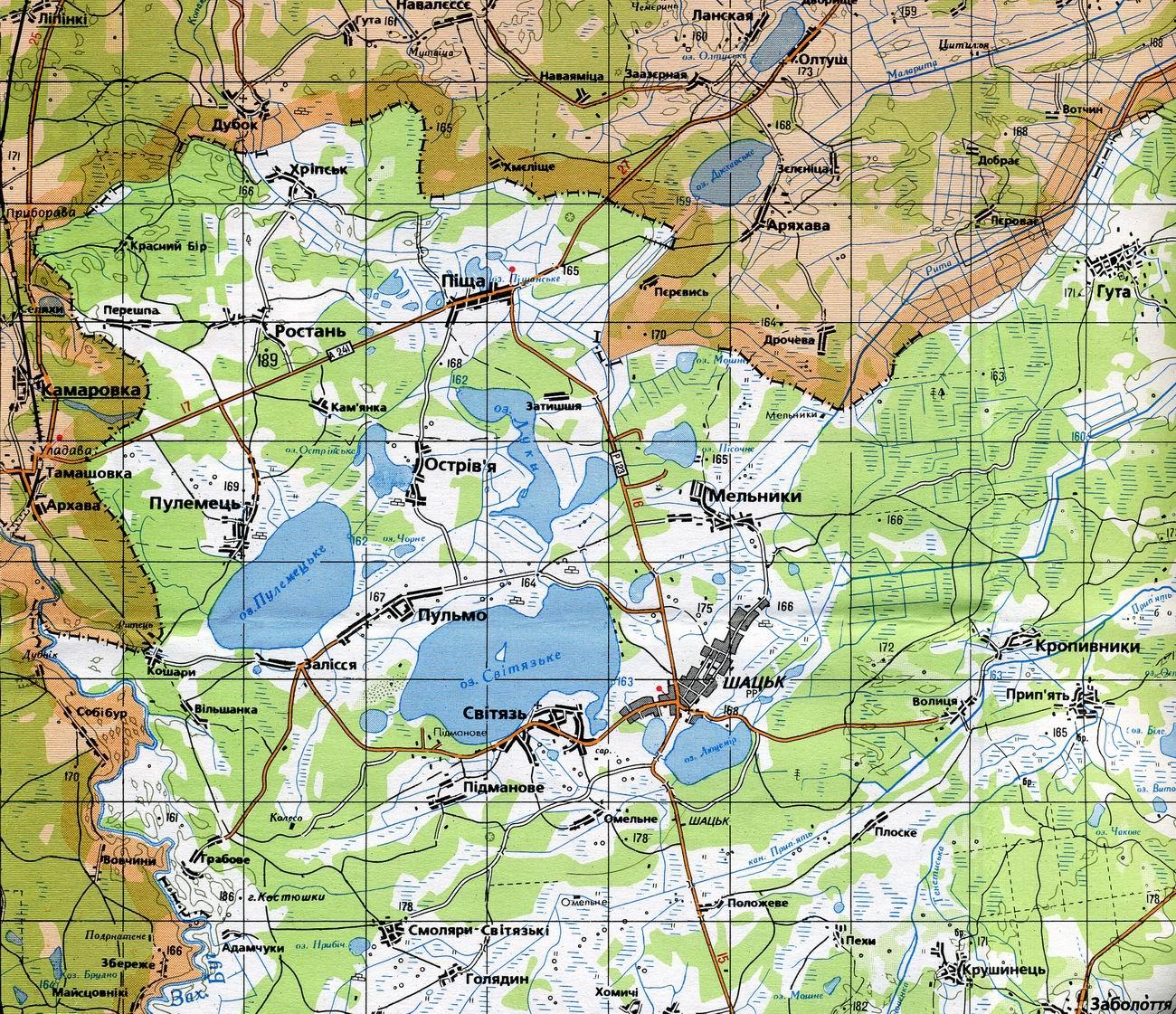 Шацкие озера 25.06 - 28.06 Lakes_1
